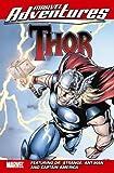 Marvel Adventures Thor Featuring Captain America, Dr. Strange & Ant-Man