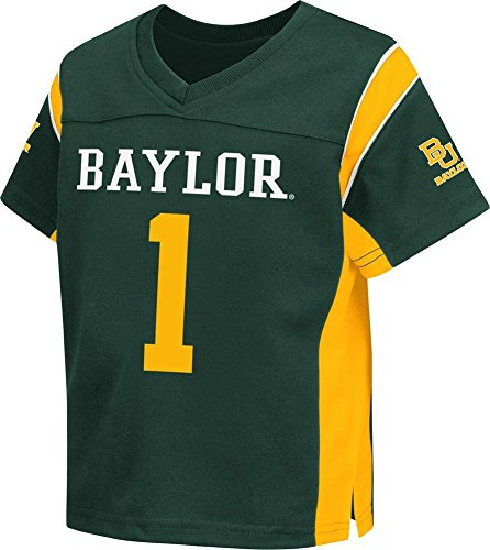 Hail Mary Baylor University Bears Toddler Football Jersey (2T)