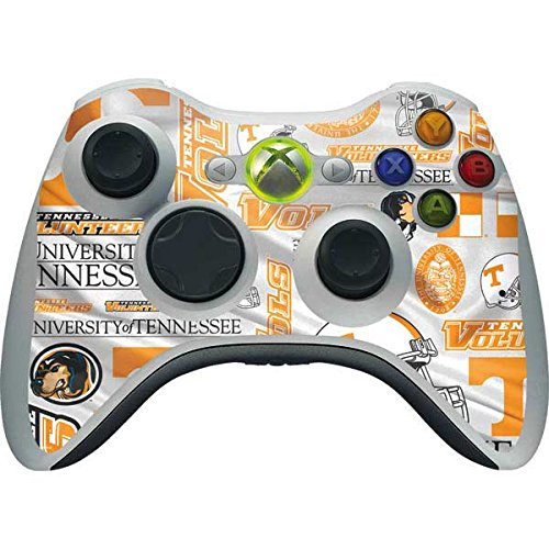 University of Tennessee Xbox 360 Wireless Controller Skin – Tennessee Pattern Vinyl Decal Skin For Your Xbox 360 Wireless Controller Review