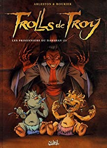 "Afficher ""Trolls de Troy n° 9<br /> Les prisonniers du Darshan"""