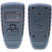 mewmewcat Medidor de Espessura de Revestimento LCD Medidor de Espessura de Tinta Digital Tester Tela de LCD Instrumentos…