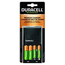 Duracell Battery Charger Ion Speed 4000