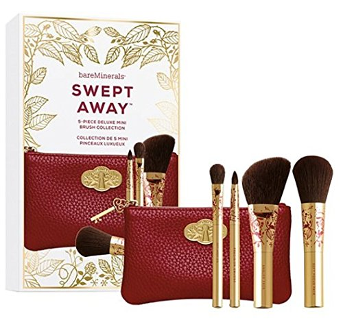 Bare Minerals Swept Away 5 Piece Brush Collection - Brush Bare Face Angled Escentuals