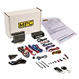 Complete Remote Start Kit with Keyless Entry For Select Chrysler & Dodge Vans: Chrysler Town & Country [2004-2007], Chrysler Pacifica [2004-2008], Dodge Caravan & Grand Caravan [2004-2007]