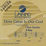 : How Great Is Our God [Accompaniment/Performance Track]
