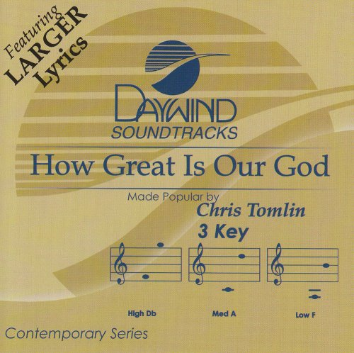 How Great Is Our God [Accompaniment/Performance Track]