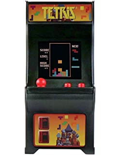 Amazon.com: Tiny Arcade Pac-Man Miniature Arcade Game: Tiny ...