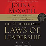 by John Maxwell (Author, Narrator), HarperCollins Leadership (Publisher) (1475)  Buy new: $15.96$14.95 193 used & newfrom$6.95