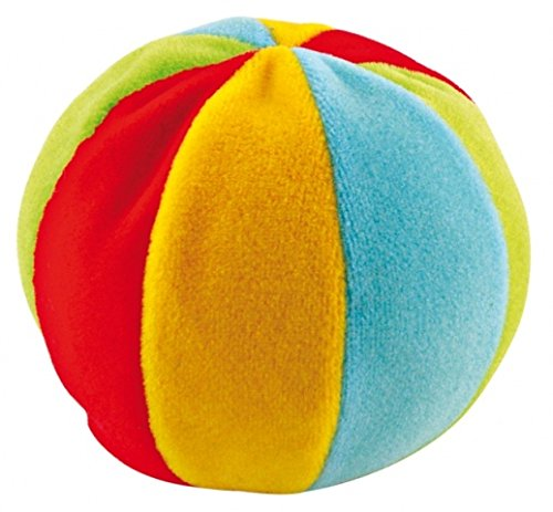 Canpol Soft Ball Toy with Rattlle