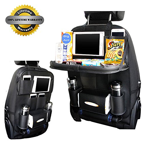 Toy Car Back Seat Organizer : Car back seat organizer foldable dining table with
