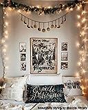 Moon Decor Wall Decorations | Handmade Hammered