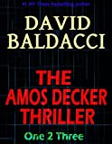 Book cover image for The Amos Decker Thriller: One 2 Three