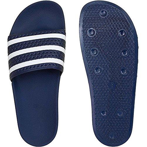 de Hombre Sandalias Azul Vestir Azul de Sintético Blu para Blu Material adidas 7BqRt