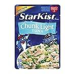Star Kist Chunk Light Tuna Pouch in Water, 2.6 oz