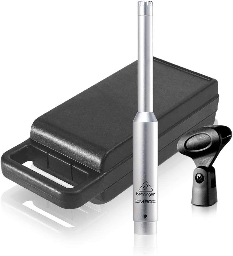 Behringer ECM8000 Omnidirectional Measurement Condenser Microphone