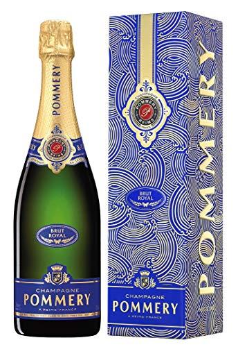 Pommery Brut Royal in limitierter Geschenkverpackung