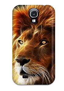Josie Blaser's Shop Faddish Beautiful Lion Case Cover For Galaxy S4 9961301K35448393