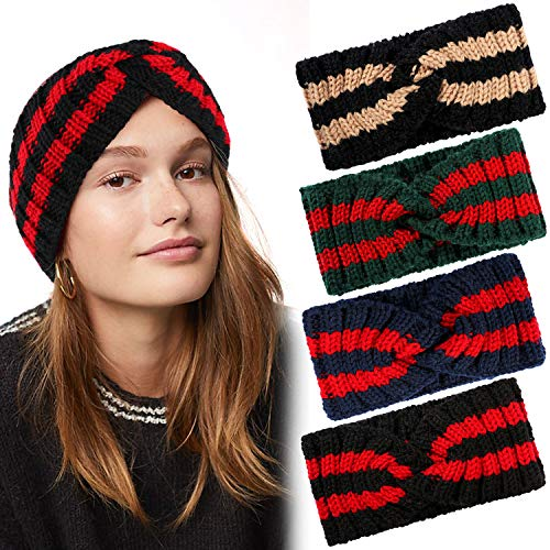 Bascolor Knitted Headbands...