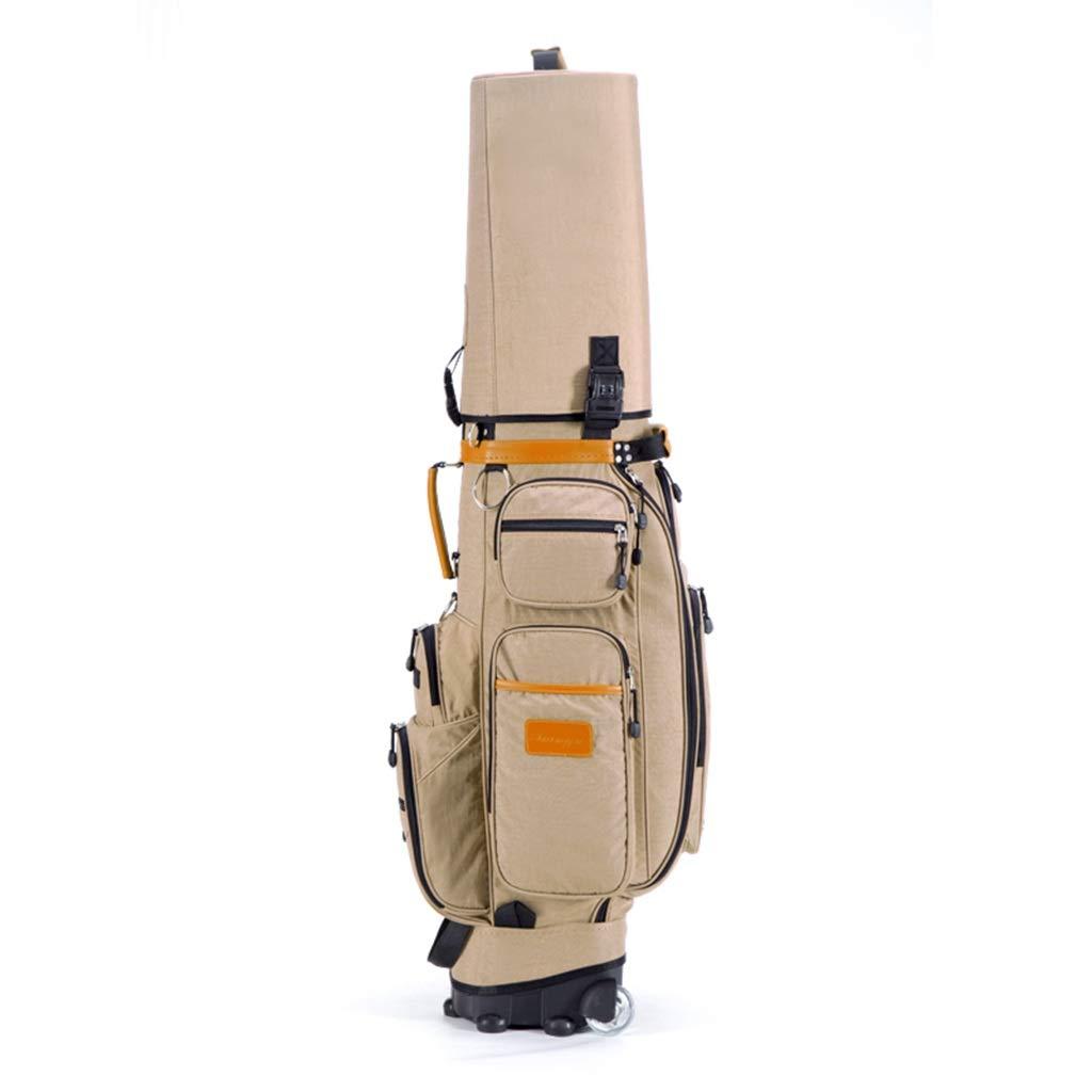 優れた品質 男女兼用の引っ張り車輪ライトポータブルが付いているパスワードロックと多機能ゴルフバッグキューバッグ : (色 : A) A) B07PHSRJXR B07PHSRJXR C C, アイトウチョウ:df10a2ea --- dance.officeporto.com