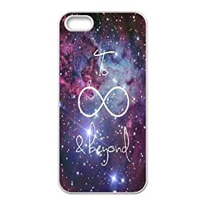 Galaxy Purple Customized Cover Case for Iphone 5,5S,custom phone case ygtg596500 by icecream design