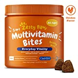 Multivitamin 5 in 1 Chews for Dogs - Glucosamine & Chondroitin for Joint