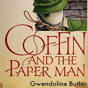 Coffin and the Paper Man Audiobook