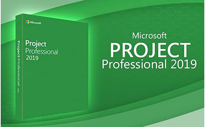 LIFETIME GENUINE Microsoft Project Professional 2019 and download link