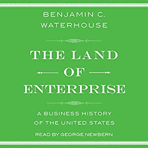 The Land of Enterprise Audiobook