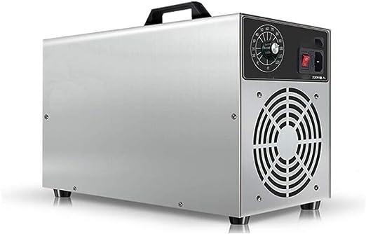 NOBUNO máquina de ozono generador de ozono 3 gr/HR Filtro de Aire ...