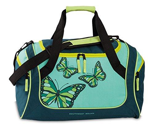 Bolsa de viaje bolsa de deporte Deporte y de mariposa deportivo Fitness–Balón de fútbol infantil FA. bowatex