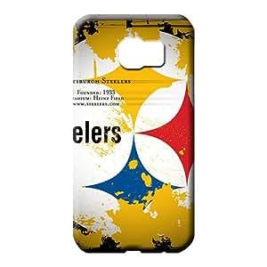 samsung galaxy s6 edge Popular Designed High Grade phone case skin pittsburgh steelers