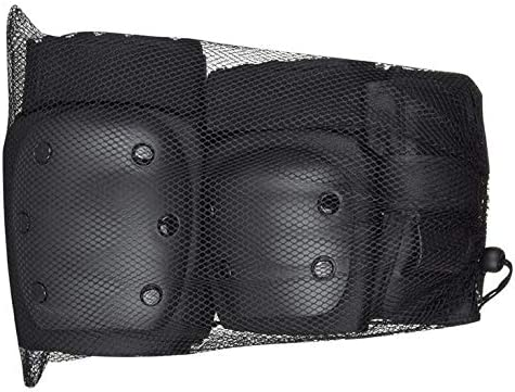 Eseewin Protective Gear Knee Pads Cycling Scooter Wrist Pads for kid children teenager adult for Rollerblading Skating Elbow Pads Biking Skateboard