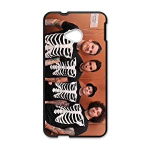 Fall out boy HTC One M7 Cell Phone Case Black Phone cover G2692527