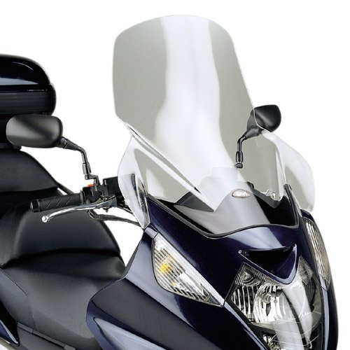 Honda Silver Wing 600 (GIVI 214DT Replacement Wind Shield - Honda Silver Wing 600 (01-13))