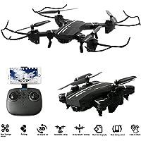 8807HD-G Mini Foldable Pocket RC Drone, RTF 360 Rolling 2.4G 4CH 6-Axis RC Quadcopter - 0.3MP WIFI FPV Camera UFO