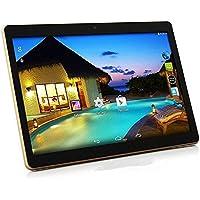 Tiptiper 10 Tablet PC Android 5.1 8 Cores Dual SIM Camera Bluetooth 3G Tablet WIFI 4G+64G US Plug