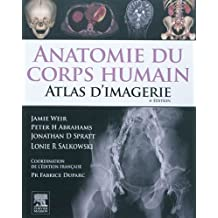ANATOMIE CORPS HUMAIN : ATLAS D'IMAGERIE