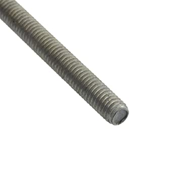 Gewindestange DIN 976-1 Stahl blank Form A 1000 mm lang M 39-1 Stück