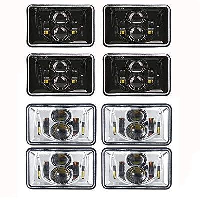 4x6 led x2