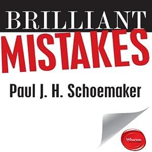 Brilliant Mistakes Audiobook