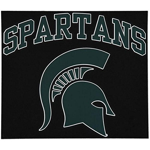 Image of Auto Accessories Michigan State University S92938 Window Decals