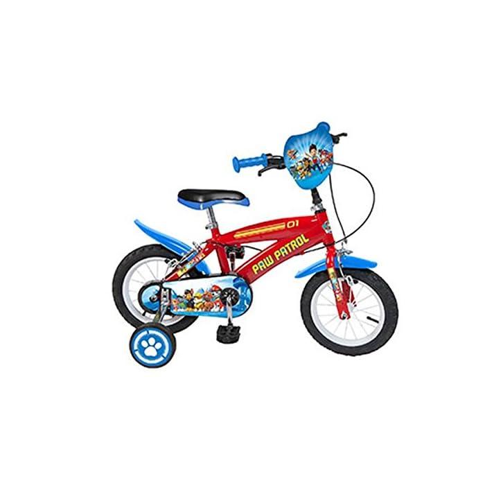 Bicicleta 14″ Paw Patrol