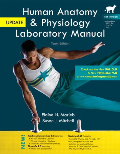Human Anatomy & Physiology: Cat Version (Benjamin...
