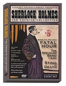 Sherlock Holmes:The Archiv
