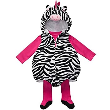 5f80ed18b Image Unavailable. Image not available for. Color: Carter's Halloween  Bubble Costume - Zebra-6-9 Months