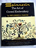 img - for Spinnerin The Art of Crewel Embroidery book / textbook / text book