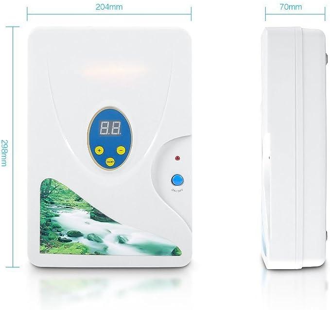 D&F Ozonator Ozone Generator - Purificador De Aire | Esterilizador ...