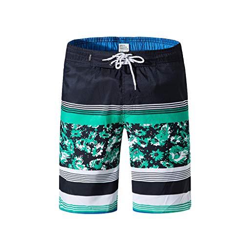Willsa Mens Swimsuit, Shorts Swim Trunks Quick Dry Beach Surfing Running Swimming Watershort ()