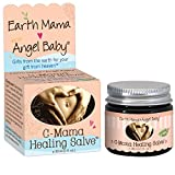 Earth Mama Angel Baby, C-Mama Healing Salve, 1 fl oz (30 ml) - 2PC
