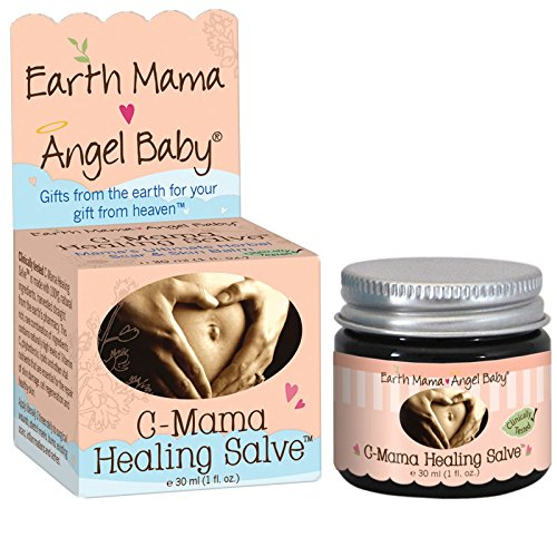 Price comparison product image Earth Mama Angel Baby Salve Healing C Mama